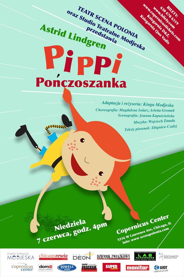 """Międzynarodowy Dzień Dziecka z ,,Pippi Pończoszanką""""!"""