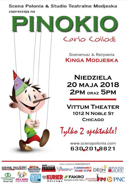Pinokio-Plakat